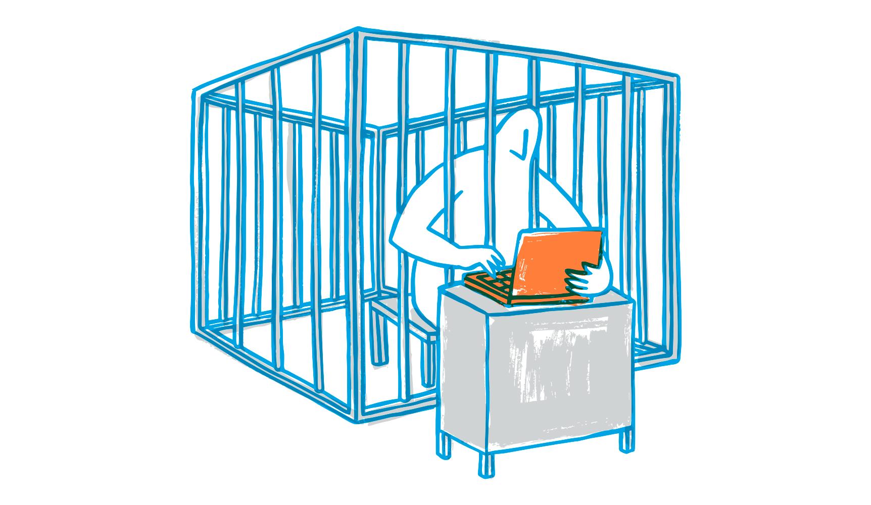 Opotrzebie zapewnienia Internetu wwięzieniach