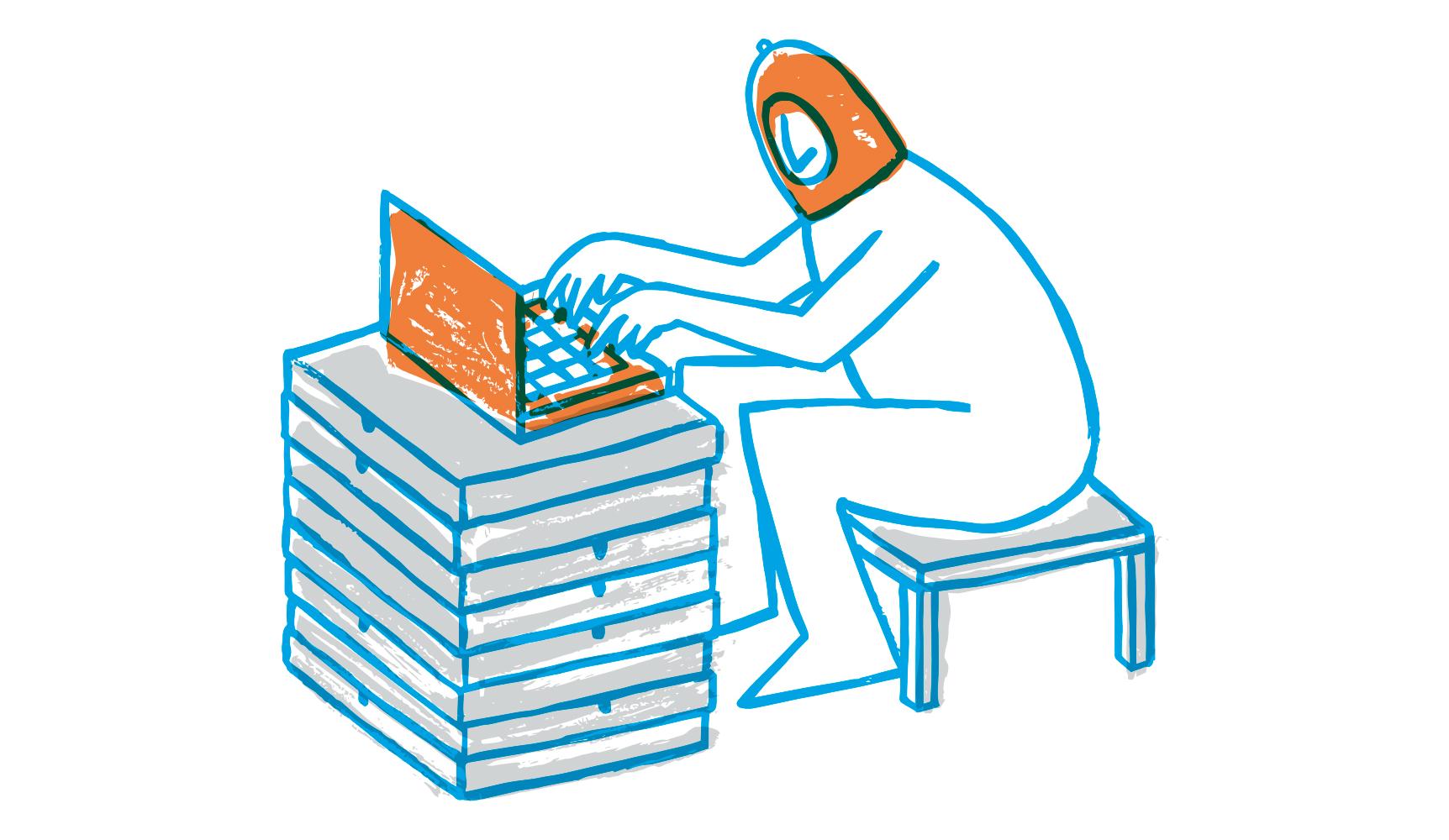 """Informatycy """"wąskim gardłem"""" przestępczości przyszłości"""